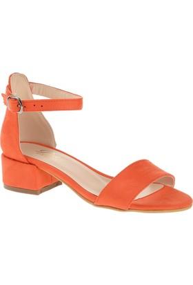 Derigo 19639 Kadın Ayakkabı Turuncu