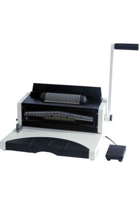 Sarff Helezon Cilt Makinesi S-1001