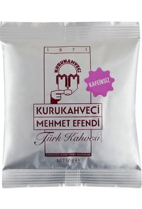 Mehmet Efendi Kafeinsiz Türk Kahvesi 50gr