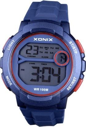 Xonix Xoxbj003 Lacivert Dijital Çocuk Kol Saati