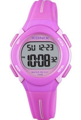 Xonix Xoxen002 Pembe Dijital Çocuk Kol Saati