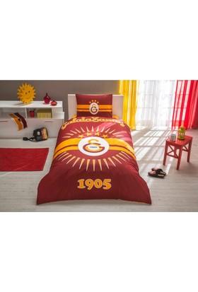Taç Lisanslı Galatasaray Parlayan Güneş Nevresim Takımı