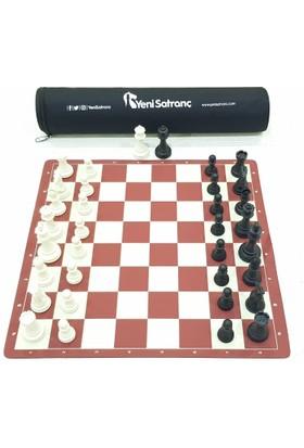 Yeni Satranç Profesyonel Satranç Sınıfı Seti (10 Adet)
