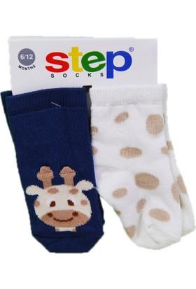 Step 623 2'li Soket Çorap