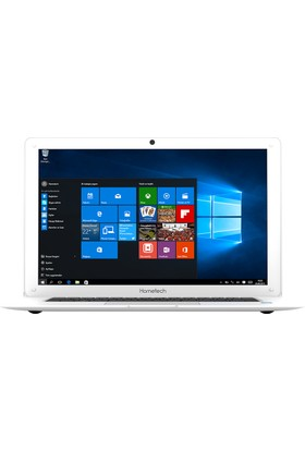 "Hometech Alfa 110A Intel Atom Z3735F 2GB 32GB eMMC Windows 10 Home 11.6"" FHD Taşınabilir Bilgisayar"