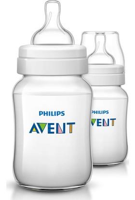 Philips Avent Klasik + PP Biberon 260 ml 2'li