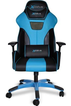 xDrive ALTAY Profesyonel Oyun | Oyuncu Koltuğu Mavi/Siyah
