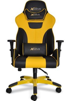 xDrive ALTAY Profesyonel Oyun | Oyuncu Koltuğu Sarı/Siyah