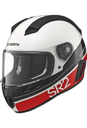 Schuberth Sr2 Formula Red Kask