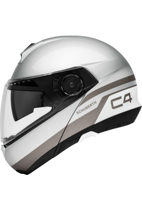 Schuberth C4 Pulse Silver Kask
