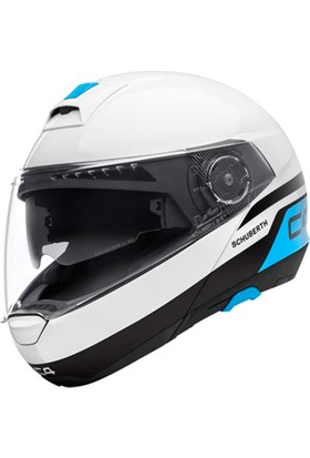 Schuberth C4 Pulse White Kask