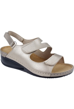 Punto Kadın Sandalet Pun 660141 Kum