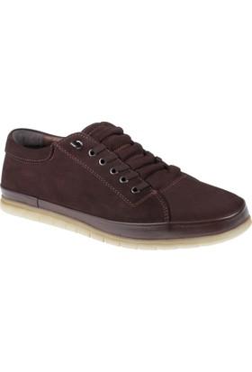 Hammerjack Hakiki Deri Erkek Ayakkabı Hmr 492 Kahverengi