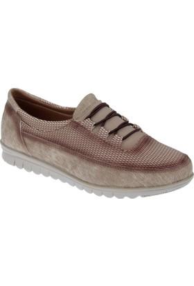 Punto Kadın Ayakkabı Pun 651286 Bej