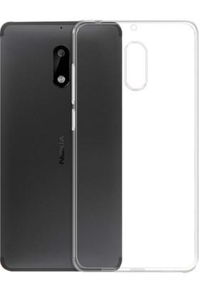 Microcase Nokia 8 Ultra İnce Silikon Soft TPU Kılıf