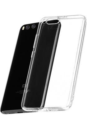 Microcase Xiaomi Mi Note 3 5.5 İnch Ultra İnce Soft Silikon Kılıf