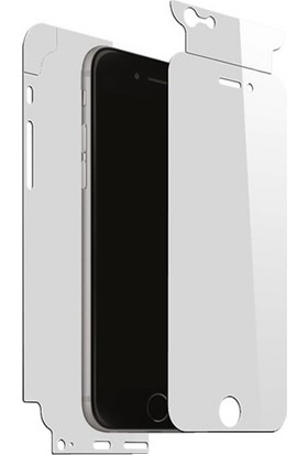 Microcase Apple iPhone 8 Plus Best Suit Ön Arka Full Takım Koruma Film