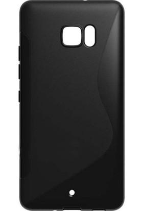 Microcase HTC U Utra 6.0 İnch S Line Silikon TPU Kılıf