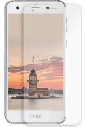 Microcase Vestel Venüs 5530 Tempered Glass Cam Koruma