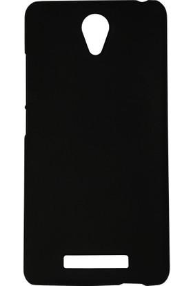 Microcase Xiaomi Redmi Note 2 Mat Premium Silikon TPU Kılıf + Tempered Cam