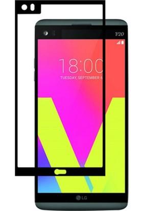 Microcase LG V20 Tam Kaplayan Tempered Glass Cam Koruma