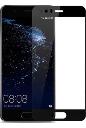 Microcase Huawei P10 Plus Tam Kaplayan Tempered Glass Cam Koruma