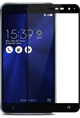 Microcase Asus Zenfone 3 ZE552KL 5.5 İnch Tam Kaplayan Tempered Gam Koruma