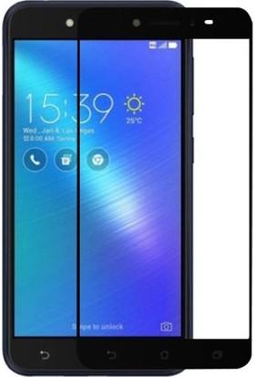 Microcase Asus Zenfone Live ZB501KL 5.0 İnch Tam Kaplayan Tempered Cam Koruma