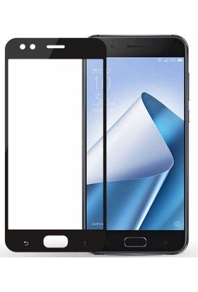 Microcase Asus Zenfone 4 ZE554KL 5.5 İnch Tam Kaplayan Tempered Cam Koruma