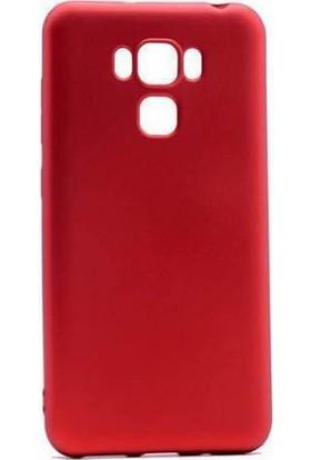 Microcase Asus Zenfone 3 Deluxe ZS570KL Premium Silikon Kılıf + Tempered Cam