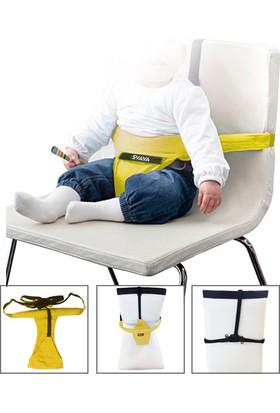Svava Mama Sandalyesi Emniyet Kemeri - Oturma Kiti (Sarı)
