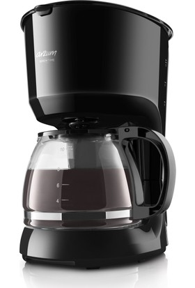 Arzum AR3046 Brewtime Filtre Kahve Makinesi - Siyah