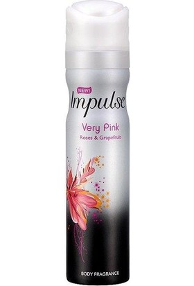 İmpulse Deodorant Very Pink 75 ml