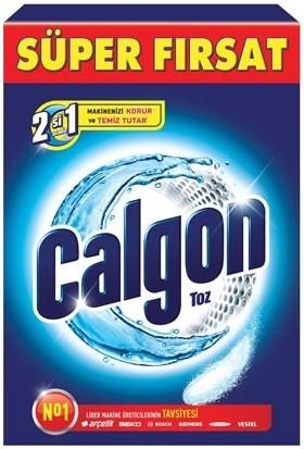Calgon Toz Kireç Önleyici 250 Gr