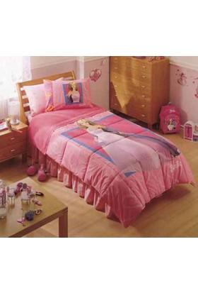 Taç Barbie Forever Ranforce Tek Kişilik Uyku Seti
