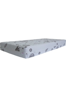 Pukka Bambu Soft Çocuk Yatağı 60X120