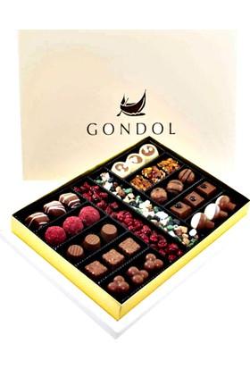 Gondol Çikolata Hediyelik Special Çikolata (Büyük Boy)