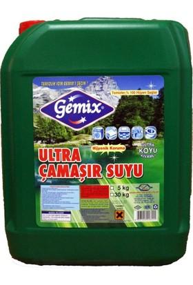 Gemix Ultra Çamaşır Suyu 5 Kg