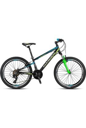 Kron 2018 Model Xc100 V Fren 24 Jant Siyah Yeşil Mavi
