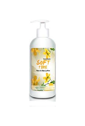 Huncalife Soft Time Aynısefa Çiçekli Onarıcı Vücut Losyonu 400 ml