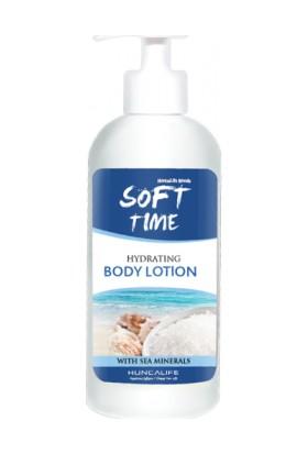 Huncalife Soft Time Deniz Mineralli, Peeling Etkili Vücut Losyonu 400 ml