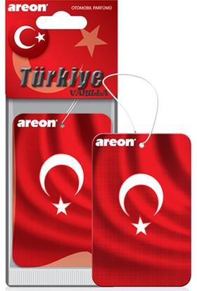 Areon Türk Bayrağı Oto Kokusu