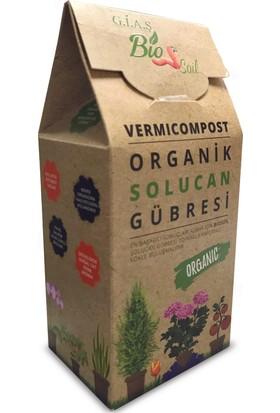 Biosoil %100 Organik Solucan Gübresi 0.5 Kg