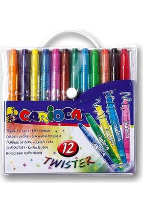 Carioca Wax Crayons Pastel Boya