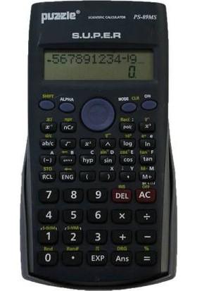 Puzzle Ps 89Ms Hesap Makinası