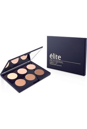 Elite Contour Camouflage Palette - 3085