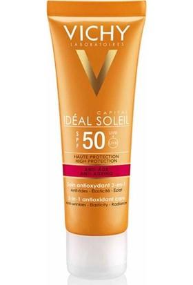 Vichy Ideal Soleil SPF50 Anti Ageing Care Cream 50 ml