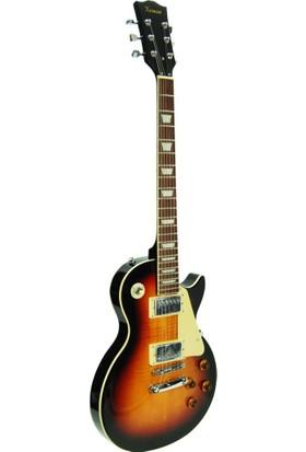Xenon XELP200SB Elektro Gitar Les Paul Kasa