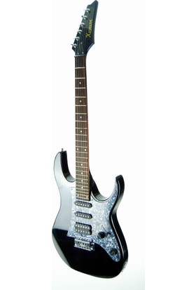 Xenon XNE4BK Ibanez Kasa Elektro Gitar