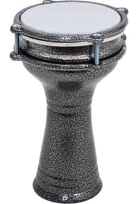 DAB13SL Gümüş Çocuk Darbukası